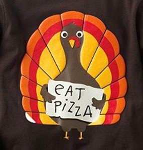 Turkey Eat Pizza