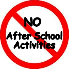 no-activities